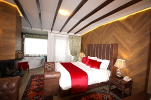 Junior Spa Suites, Metsovo Hotels | Archontiko Metsovou Hotel suites rooms