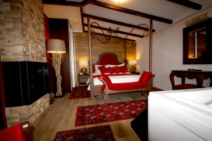 Presidential Spa Suite, Metsovo Hotels | Archontiko Metsovou Hotel suites rooms